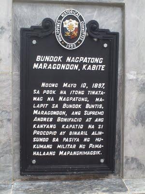 Ang mas bagong marker na pumapanig sa petsang ibinigay ni Lazaro Makapagal.  Nakakahelu, nakakaletu.  Mula kay Rhonnel Dimaisip.