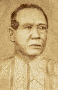 Francisco Rizal Mercado.  Mula sa Vibal Foundation.