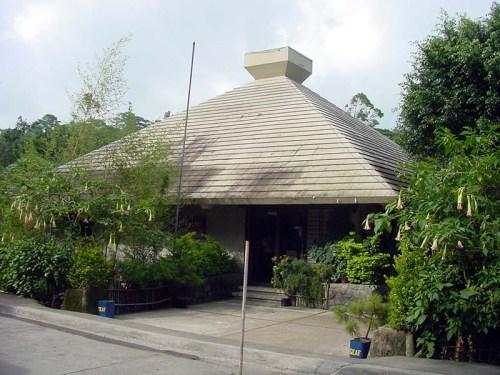 Ang Aguinaldo Museum sa Lungsod ng Baguio.