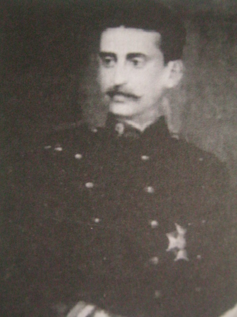 Kapitan Enrique de las Morenas.  Mula kay Dr. Jaime B. Veneracion.
