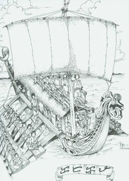 - 20-sakay-ng-40-karakoa-ang-sinaunang-warship-ng-mga-ninuno-natin-bernard-lacanlale