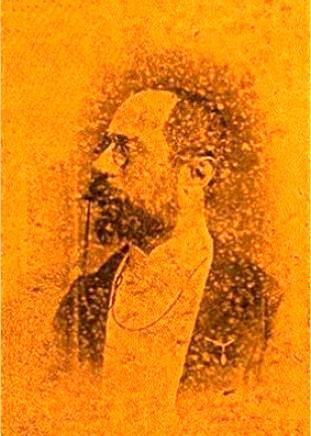Ferdinand Blumentritt.  Mula sa Retrato Filipinas Photo Collection.