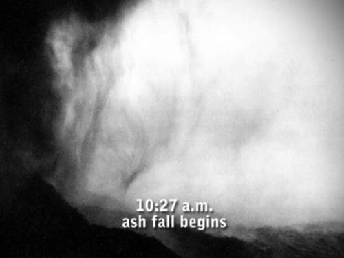 25 nakasusunog at nakamamatay na pyroclastic cloud
