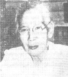 Trinidad Rizal, kasapi ng Katipunan.