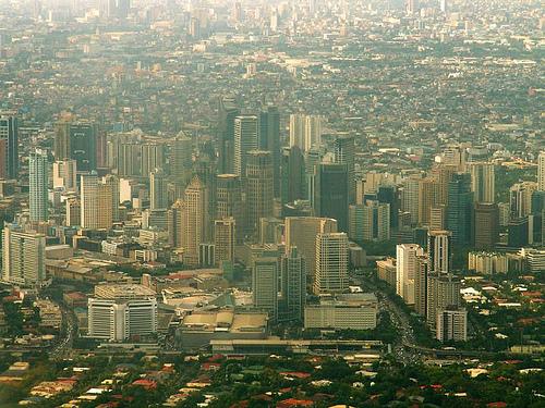 Ang Metropolitan Manila ngayon.