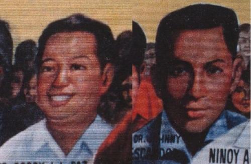 Mga doktor ng UP, doktor ng bayan:  Dr. Bobby de la Paz at Dr. Johnny Escandor, pinatay noong rehimang Marcos.