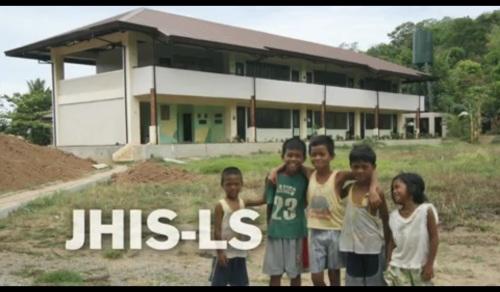 Ang Jaime Hilario Integrated School sa Bagac, Bataan ang isa sa mga paaralan ng La Salle para sa mga mahihirap na itinatag noong 2006.