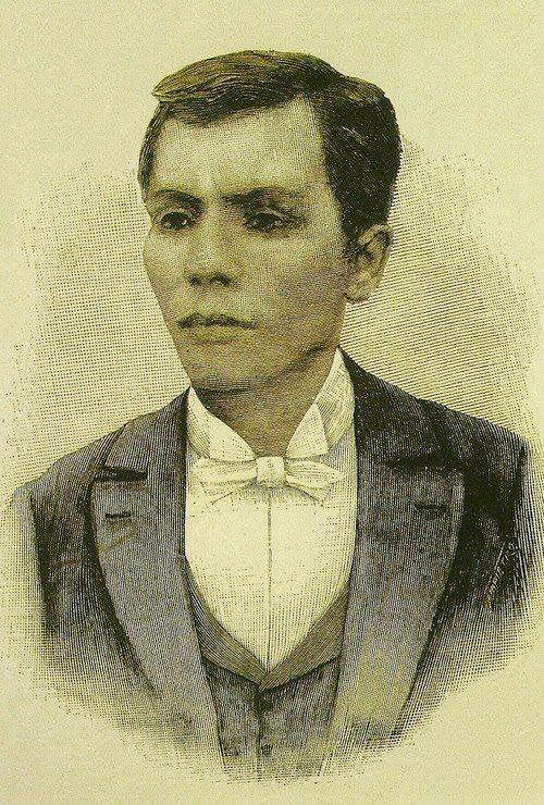 Andres Bonifacio.  Mula sa La Ilustracion Espanola y Americana.