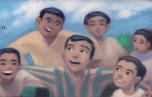Ang magkakapatid na Bonifacio.  Mula sa Adarna Publishing House, Inc.
