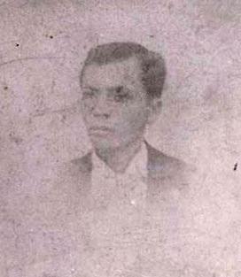 Tanging larawan, at kupas pa, ni Andres Bonifacio, tagapagtatag ng Katipunan.  Mula kay Dr. Ambeth R. Ocampo.