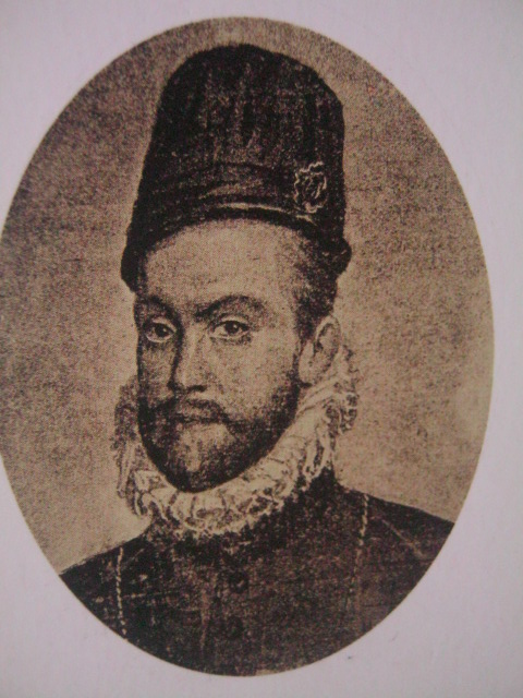 Felipe II (Segundo).  Mula sa Pacto de Sangre