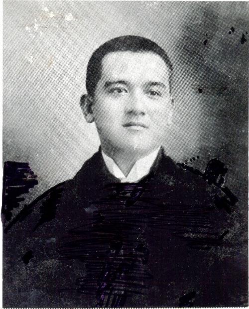 Vicente Orestes Romualdez.  Mula sa Marcos Presidential Center.