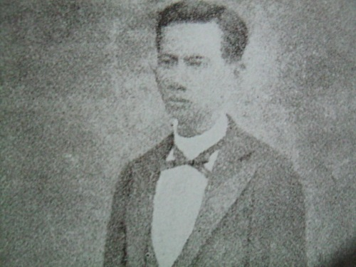 Jose Dizon.  Mula kay Jim Richardson.