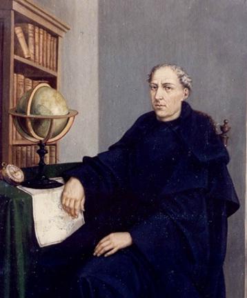 Padre Andres de Urdaneta