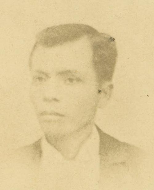Tanging larawan, at kupas pa, ni Andres Bonifacio, tagapagtatag ng Katipunan.  Mula kay Jim Richardson.
