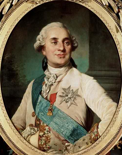Haring Louis XVI, tinanggal at pinugutan ng Rebolusyong Pranses.  Mula sa historicalhistrionics.wordpress.com.