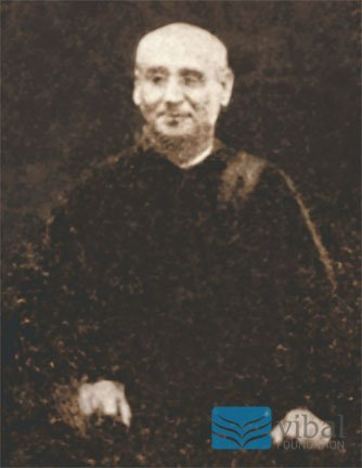 Padre Francisco de Paula Sanchez, S.J..  Mula sa Vibal Foundation, Inc.
