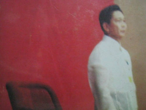 Si Pangulong Marcos bilang primer ministro ng bansa sa Batasang Pambansa.