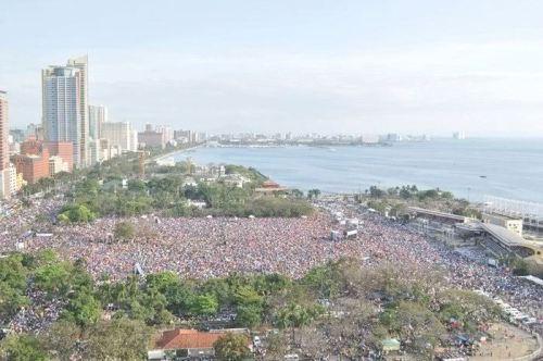 Ang Dakilang Pamamahayag ng Iglesia ni Cristo sa Kamaynilaan noong February 27, 2012.