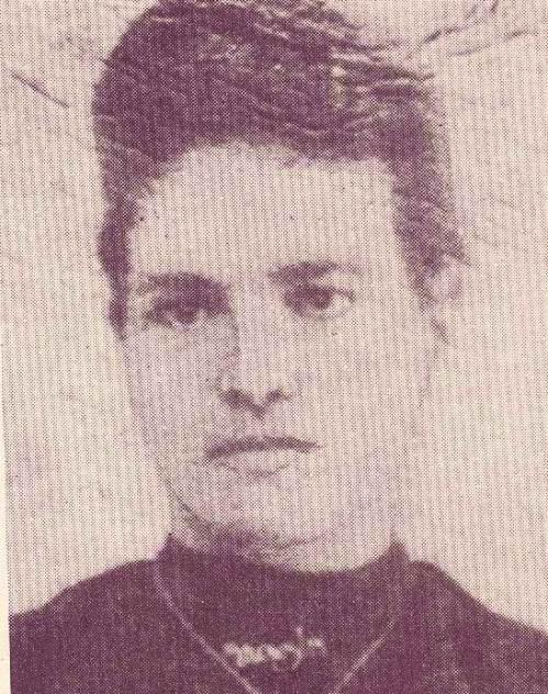 Josephine Bracken.