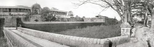 Isang larawan sa Furza Santiago noong 1903.  Mula sa Wikipedia.