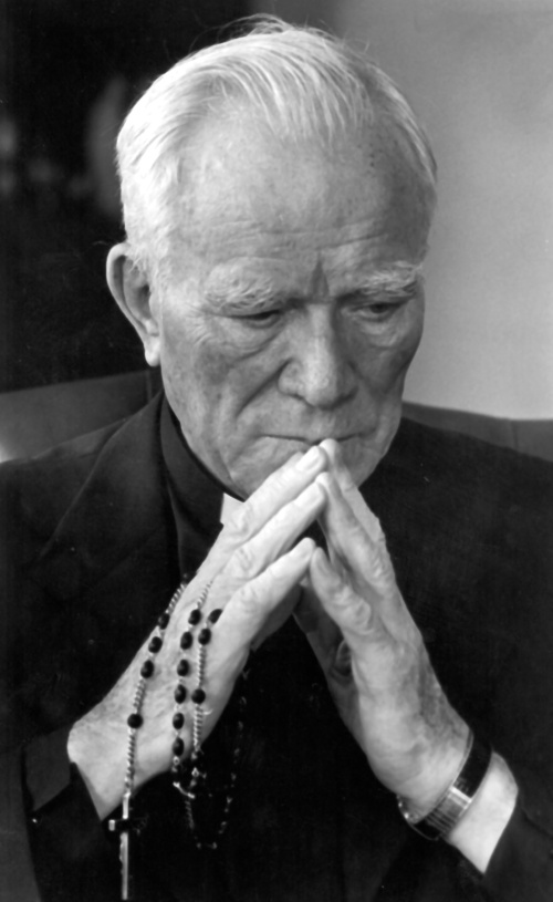Father Patrick Peyton, CSC., Servant of God.