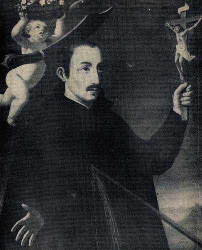 Ang pagkamartir ni Beato Diego Luis de San Vítores sa mga Isla ng Marianas (Guam), 2 Abril 1672.
