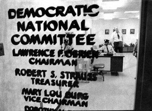 Opisina ng Democratic National Convention sa Watergate.