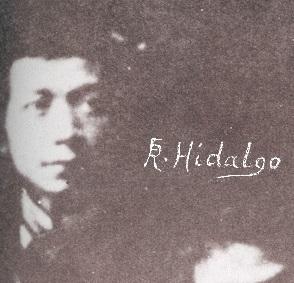 Felix Resurreccion Hidalgo.  Mula sa Lopez Museum.