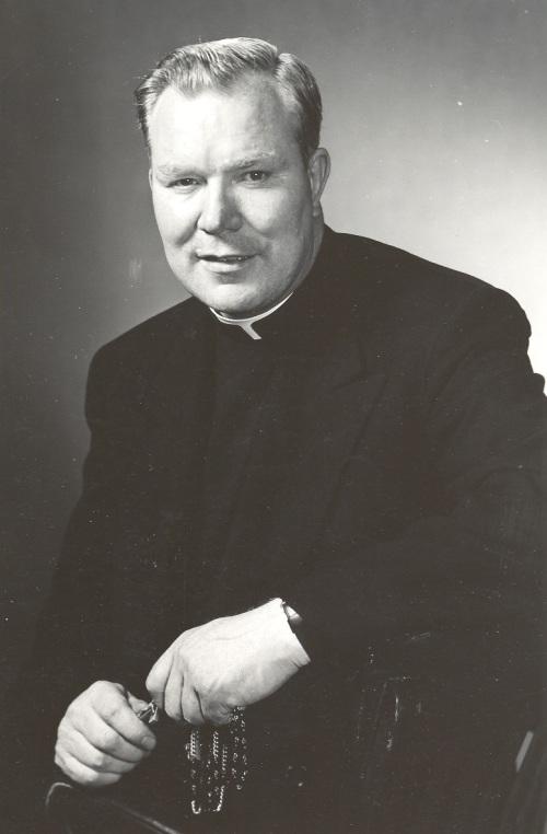 Nakababatang Fr. Patrick Peyton.
