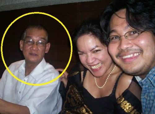 Xiao Chua, Dr. Santiago Albano Pilar at si Prop. Ana Labrador, January 17, 2007, Vargas Museum.