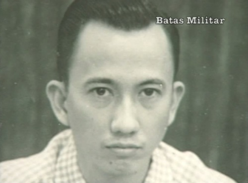 Primitivo Mijares, awtor ng The Conjugal Dictatorship of Ferdinand and Imelda Marcos I.  Mula sa Eugenia Apostol Foundation.