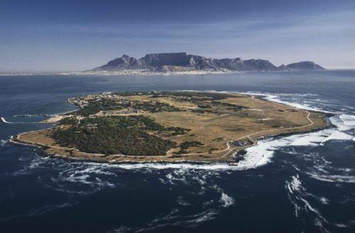 Robben Island Prison.