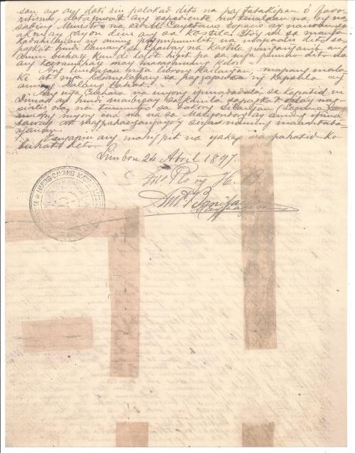 1897-04-24 Bonifacio to Jacinto page 4