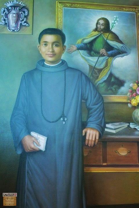 11 Siya si Apolinario de la Cruz, a.k.a. Hermano Puli.