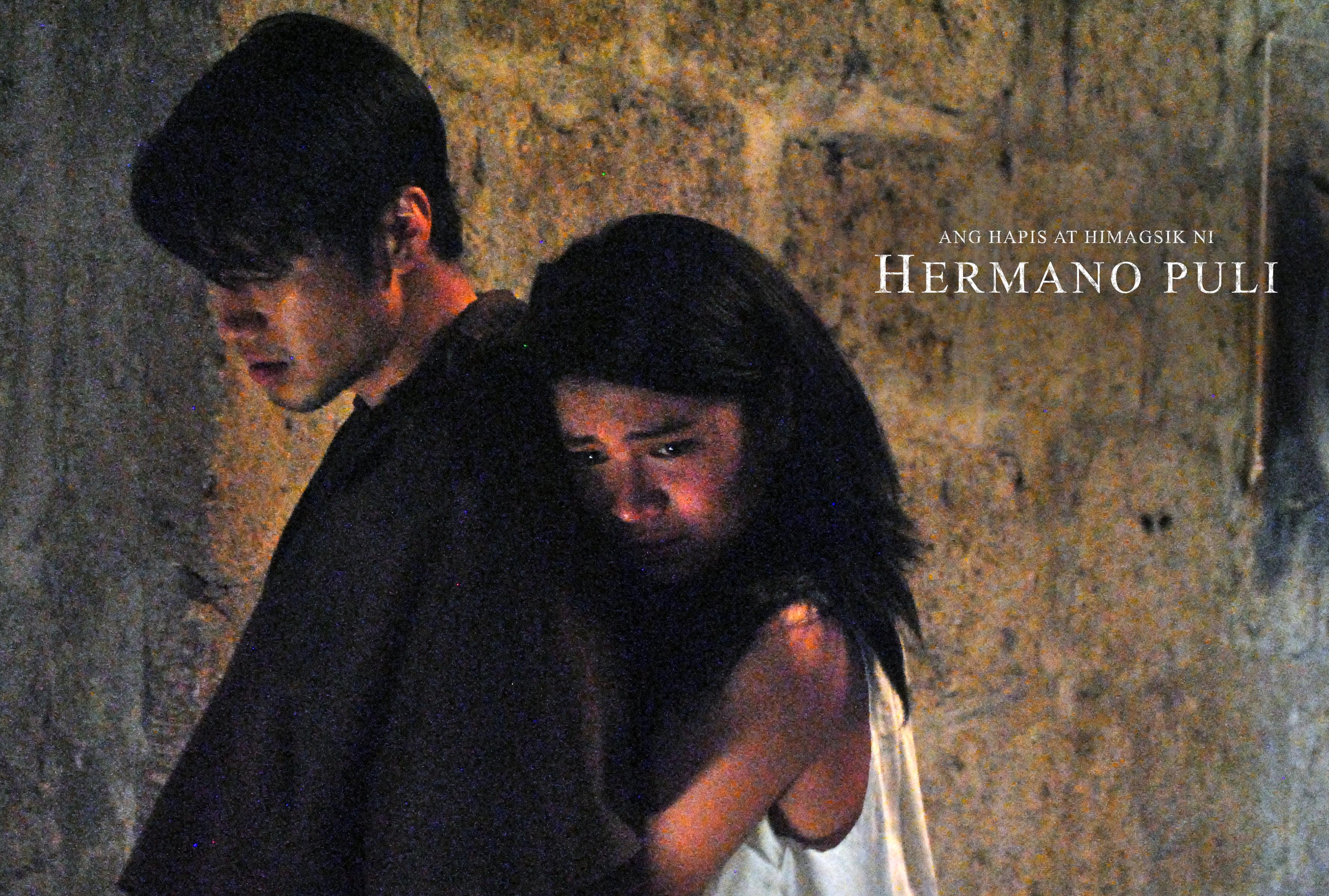Hermana Lina tests Hermano Puli's vow of chastity.